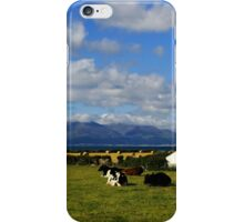 Mourne Country View iPhone Case/Skin
