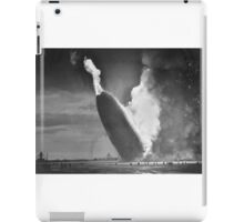 Hindenburg Disaster iPad Case/Skin