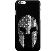 American Spartan - Subdued iPhone Case/Skin