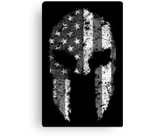 American Spartan - Subdued Canvas Print