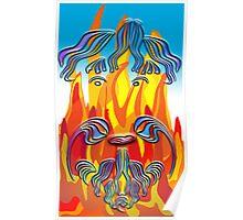 Obidiah Fire Poster