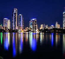 Gold Coast Blues  by Nickie