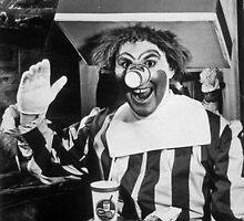 Ronald Creepy A$$ McDonald by Sparkalicious