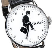 Ministry of Silly Walks watch by DollTV