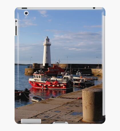 Donaghadee Sundown iPad Case/Skin