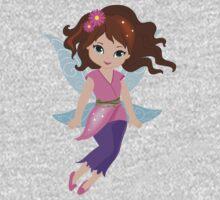 Beautiful Fairy  Kids Tee
