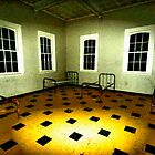 Have A Shocking Halloween - Shock Therapy Room - Beechworth Lunatic Asylum by Philip Johnson