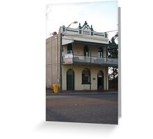 Menzies Hotel Greeting Card