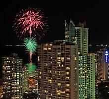 Happy New Year by Ann  Van Breemen