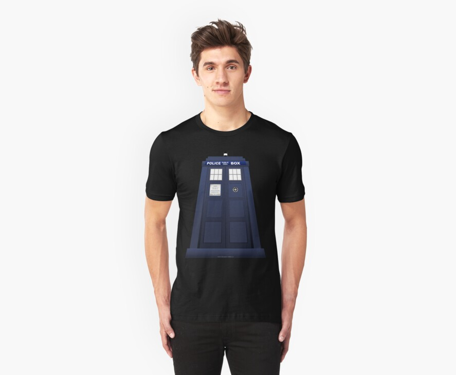 Police Box by SEspider