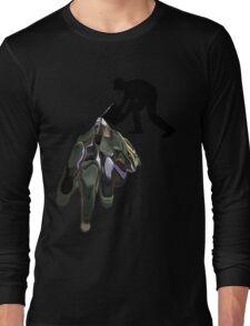 Damn Spilt It Long Sleeve T-Shirt
