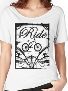 Ride2 Women's Relaxed Fit T-Shirt