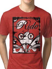 Ride2 Tri-blend T-Shirt