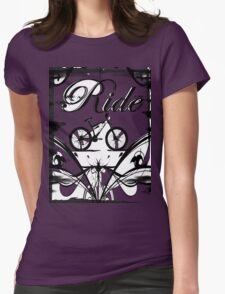 Ride2 Womens Fitted T-Shirt
