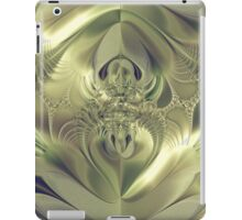 Metallic Leaves iPad Case/Skin