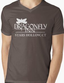 Dragonfly Inn shirt - Gilmore Girls, Stars Hollow, Lorelai, Rory Mens V-Neck T-Shirt