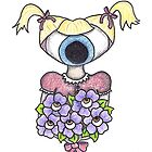 Little Eye Girl by fishgills