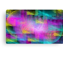 Abstract 126- Art + Design products Canvas Print