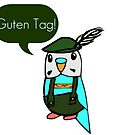 Guten Tag! by parakeetart