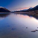 Mavora lakes 1 by Paul Mercer