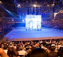 Ben Hur at the O2 Arena: London by DonDavisUK