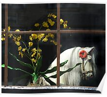 Still Life With Hobby Horse Poster