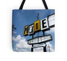 Motel Tote Bag