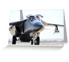 F-111 Greeting Card