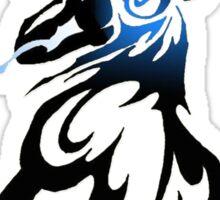 Lucario - The Aura guardian Sticker