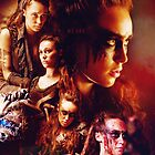 The 100: Heda by mymeyer