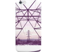 Pennsylvania Winter  iPhone Case/Skin