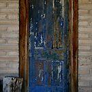 The Blue Door by shutterbug45