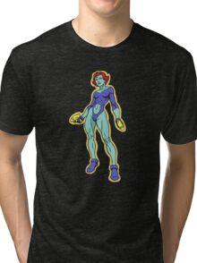 Space Cadette 04 Tri-blend T-Shirt