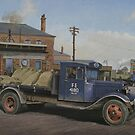 LNER Ford B type by Mike Jeffries