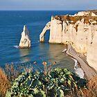 Cliffs of Étretat by Adri  Padmos