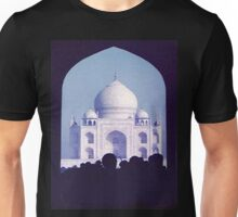 Viewing the Taj Unisex T-Shirt