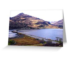 Skye to Loch Ness Greeting Card