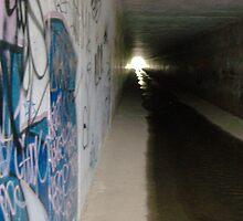 Under the Monash Freeway by enigmatic