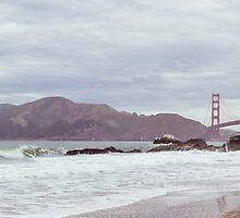 Golden Gate Brdige by romankphoto