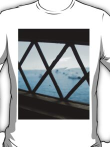 See Too Much Seascape T-Shirt