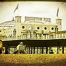 Brighton Pier by kathy archbold
