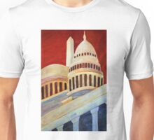 Monumental Abstraction Unisex T-Shirt