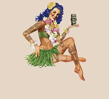 Hawaiian Pin-up Unisex T-Shirt