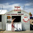 fish & chips by kathy archbold