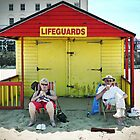 lifeguards by kathy archbold