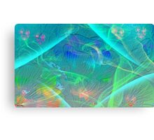 Untitled abstract 124- Art + Products Design  Canvas Print
