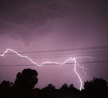 Lighting Striking by RENNAE24