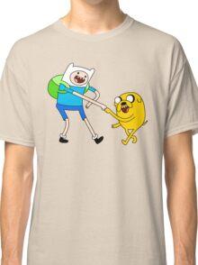 AAAAAADVENTURE TIME! Classic T-Shirt