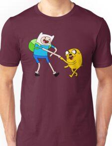 AAAAAADVENTURE TIME! Unisex T-Shirt