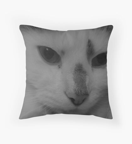 Stamps Throw Pillow